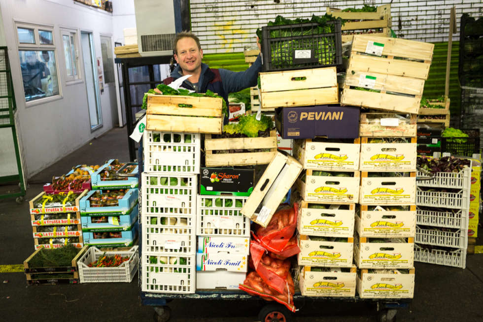 Fruit and veg in season this January