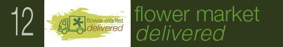 Flower Market Delivered
