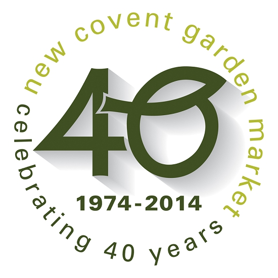 New Covent Garden Market 40th Anniversary