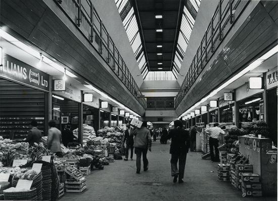 New Covent Garden Market 40th Anniversary