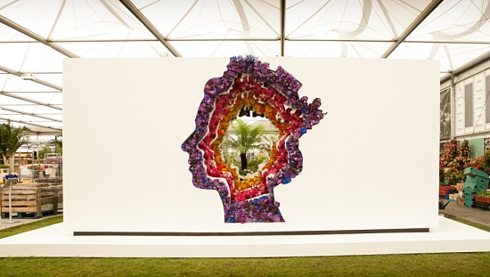 Behind Every Great Florist - the debut exhibit of New Covent Garden Market at RHS Chelsea Flower Show