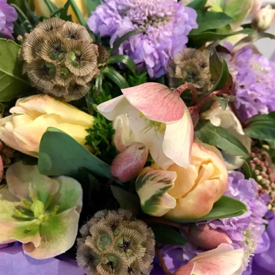 Bloomsbury Flowers Instagram
