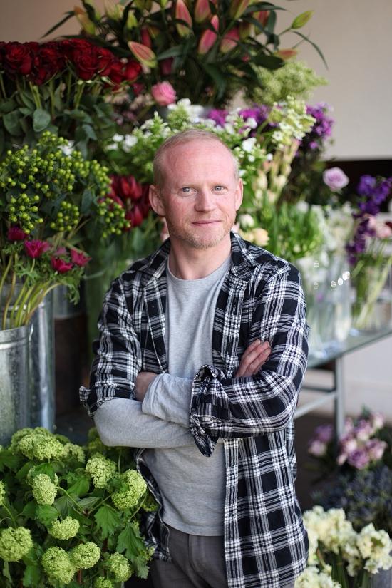 McQueens - British Flowers Week 2014