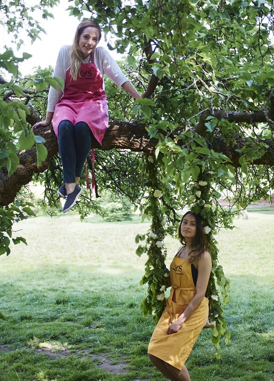 Okishima & Simmonds - British Flowers Week 2014