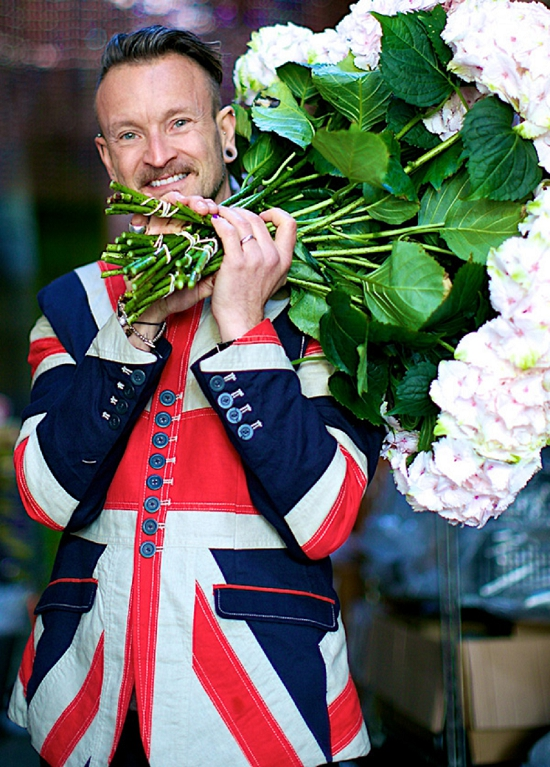 Simon Lycett - British Flowers Week 2014
