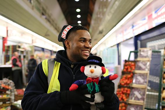 Angelo Da Silva at Covent Garden Supply