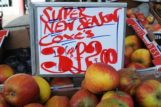 Coxes Apples