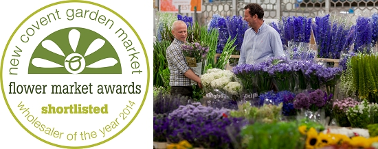 Zest - Flower Market Awards Shortlist 2014