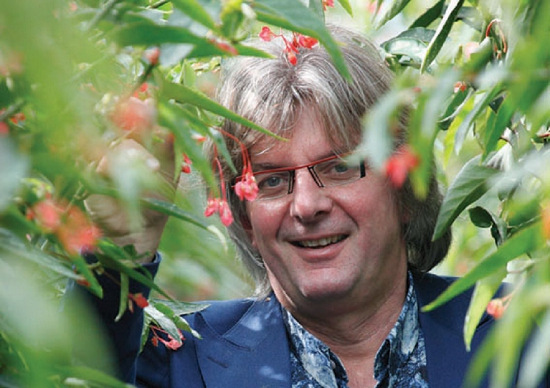 Rob Baan of Koppert Cress