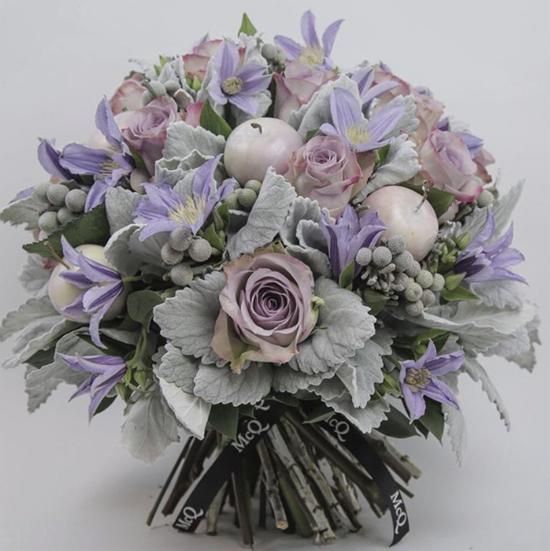 McQueens pastel bouquet