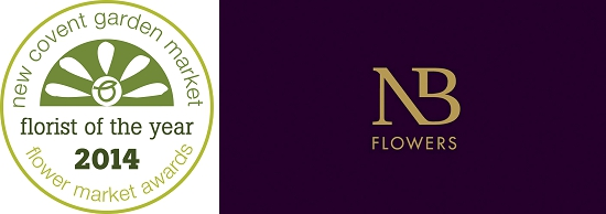 Neil Birks winner of the New Covent Garden Flower Market Awards 2014