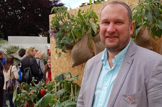 Plantpeople of the Year 2013 - Indoor Garden Design - Ian Drummond of Indoor Garden Design
