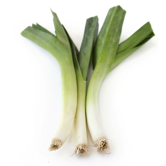 New Covent Garden Market - Baby Leeks