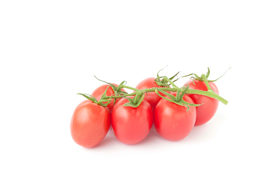 New Covent Garden Market Product Profile - Tomatoes - Pink Plum Vine