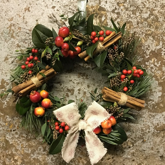 MeadowSweet Wreath