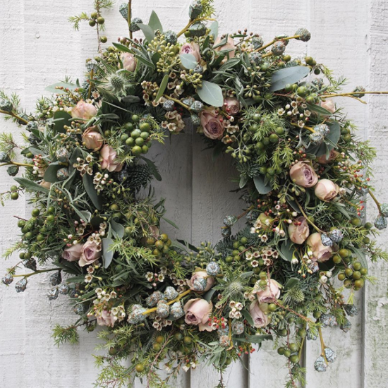 Floral Christmas Trends 2016