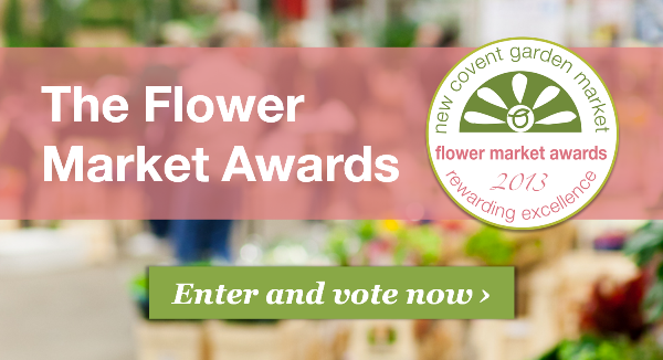 The Flower Market Awards - Enter and Vote now!
