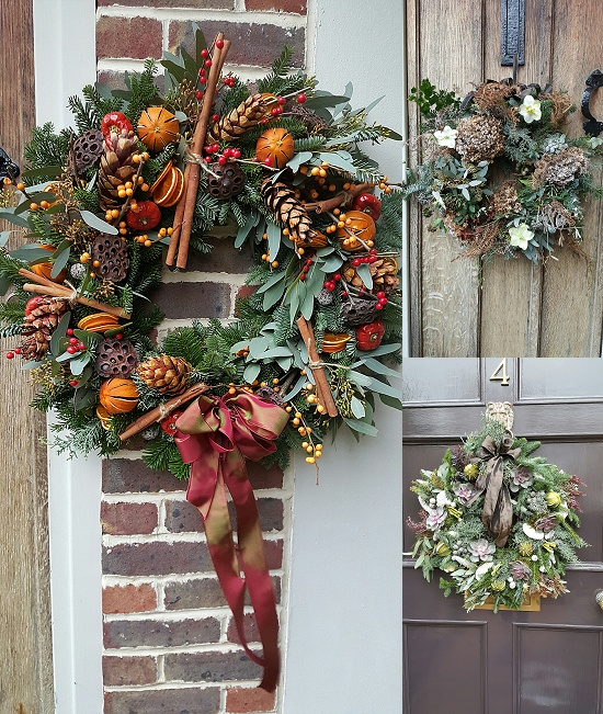 Wreaths by The Topiary Tree by Carrie Macey