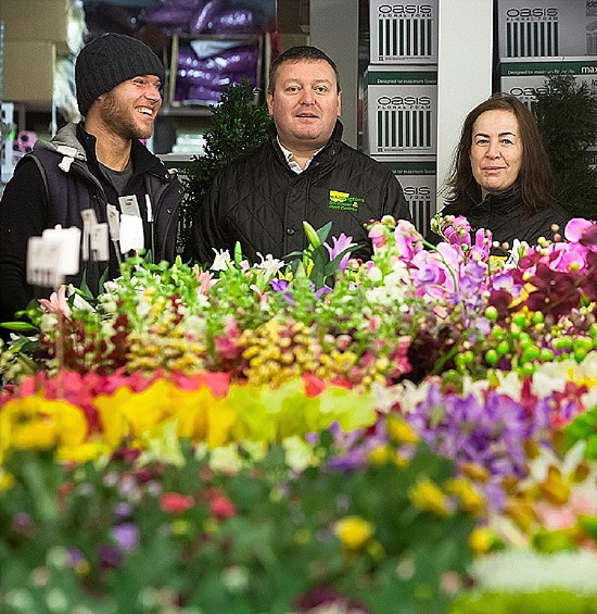 Whittingtons at New Covent Garden Flower Market