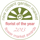Florist of the Year 2013 - Logo