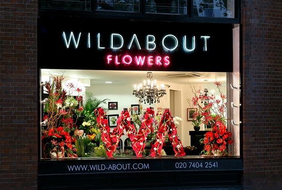 Florist of the Year 2013 - Wild About