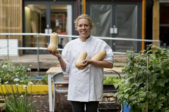 Naomi Twigden of Lunch bxd