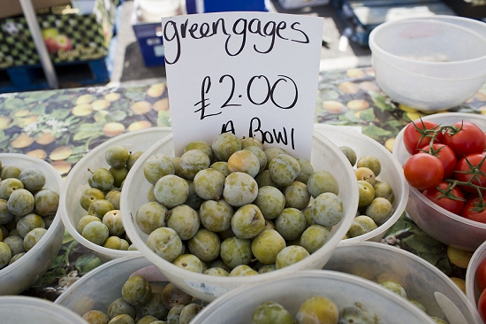 Greengages