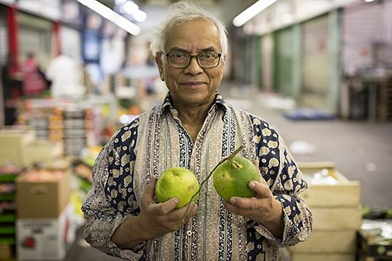 Ameer Khasru on Buyers' Walk