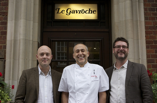 Growing Underground Le Gavroche