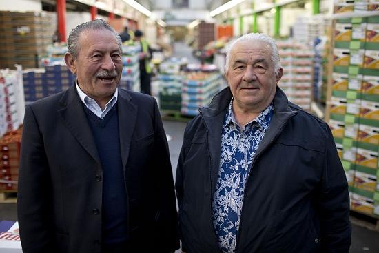 New Covent Garden Market Customer Profile - Capitan Corelli - Dario and Pasquale Corelli