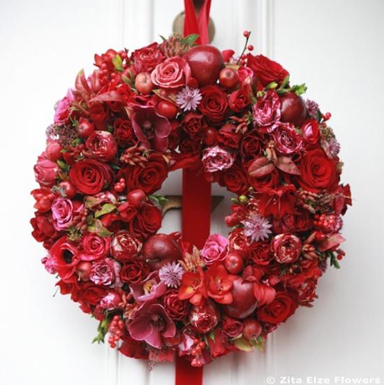 Zita Elze wreath