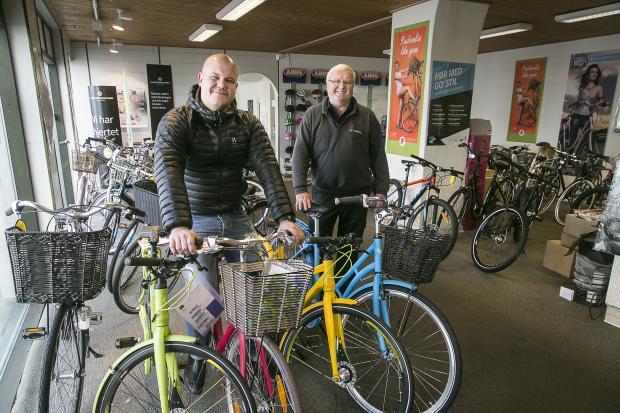 aars cykelforretning