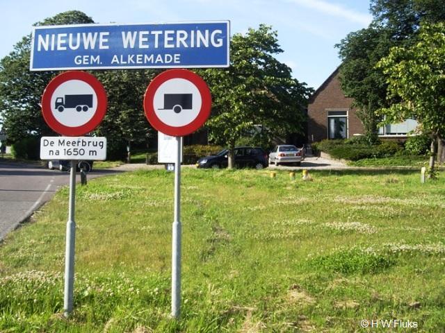 Netwerk Duurzame Dorpen - Nieuwe Wetering - Zuid-Holland