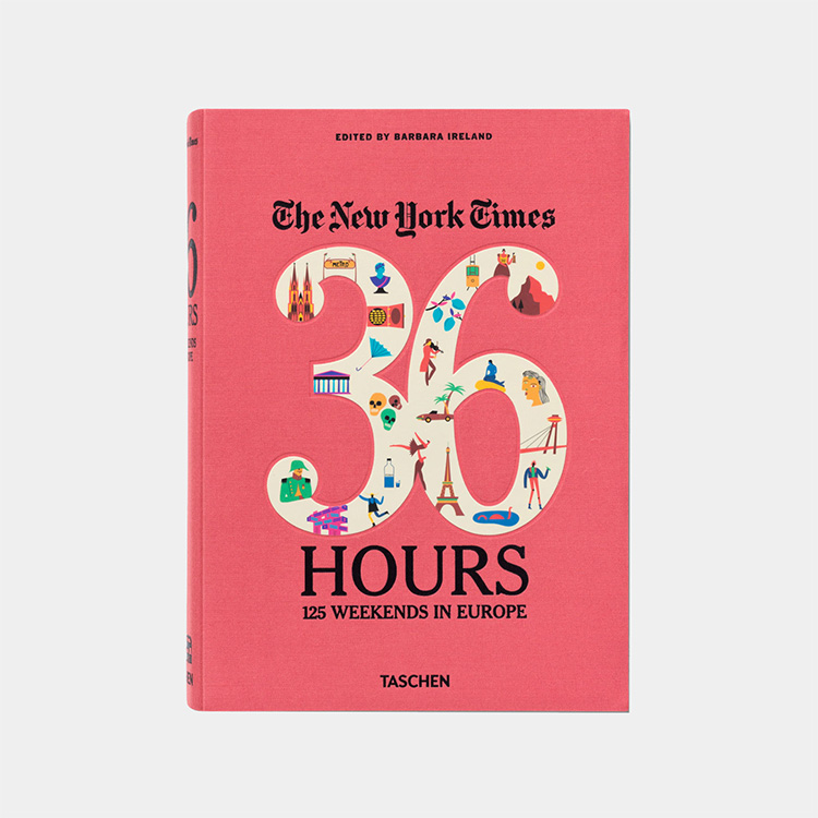 The New York Times, 36 Hours: Europe: Dream Weekends with Practical Itineraries from Paris to Perm