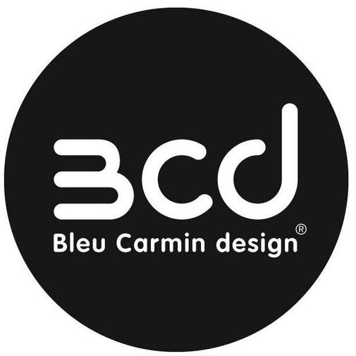 Bleu carmin design normal