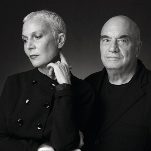 Doriana et massimiliano fuksas normal