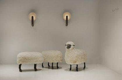 pierre paulin luminaires nedgis. Black Bedroom Furniture Sets. Home Design Ideas