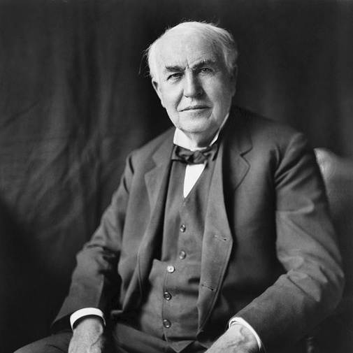 Thomas edison normal