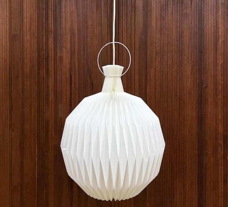 101 medium paper kaare klint abat jour lampe shade  le klint 101mpa  design signed nedgis 75103 product
