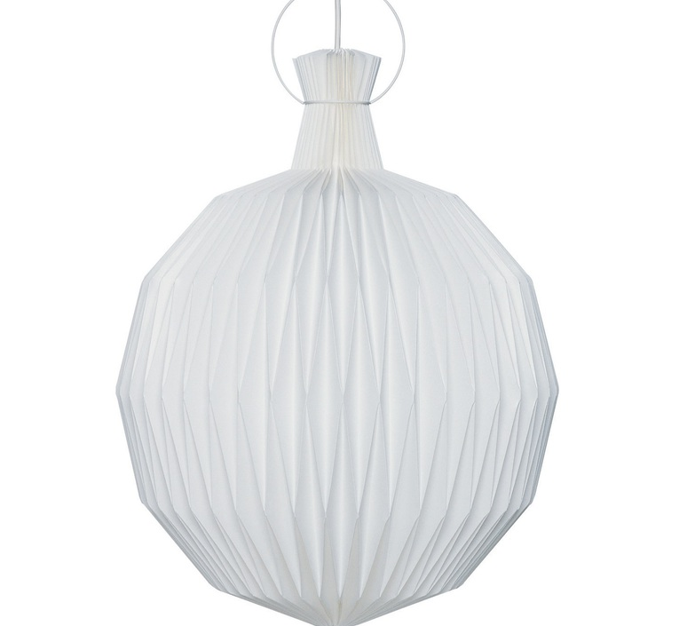 101 small paper kaare klint abat jour lampe shade  le klint 101spa  design signed nedgis 75099 product