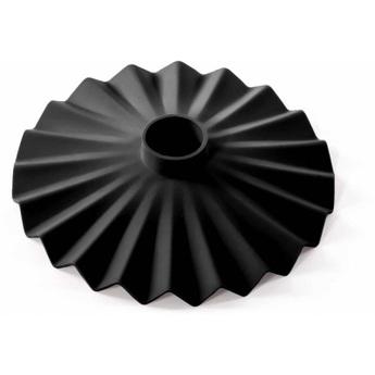 Abat jour cappello noir o20cm h3cm seletti normal