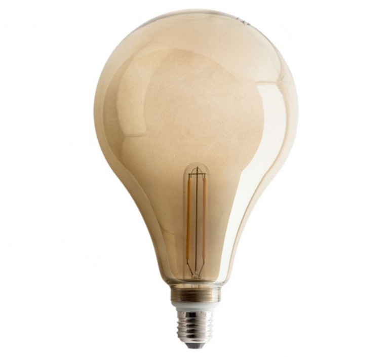 E14 filament 4w 2200k 350lm dimmable studio zangra abat jour lampe shade  zangra lightbulb lf 002 22 150  design signed nedgis 119907 product