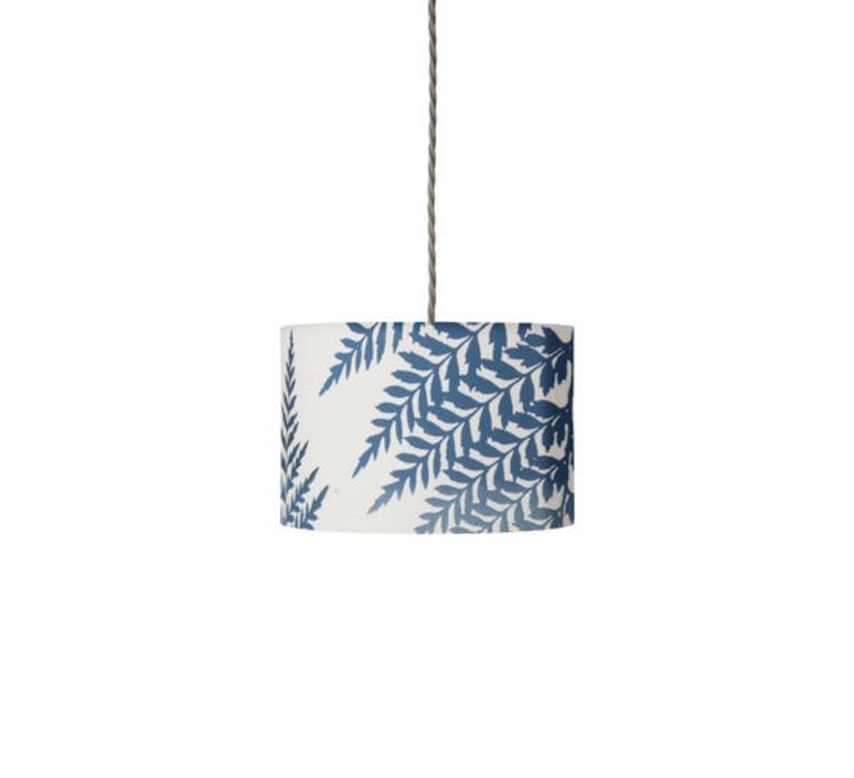 Fern leaves graphic susanne nielsen abat jour lampe shade  ebb flow sh101017 a  design signed nedgis 93693 product