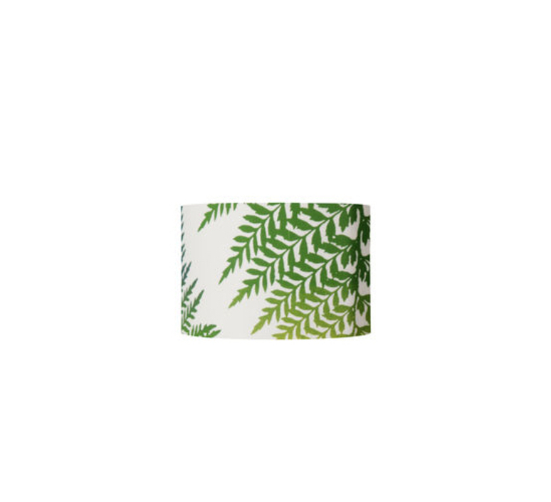 Fern leaves graphic susanne nielsen abat jour lampe shade  ebb flow sh101016 a  design signed nedgis 94294 product