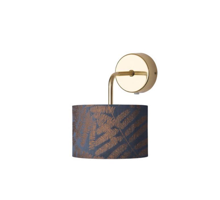 Fern leaves wild susanne nielsen abat jour lampe shade  ebb flow sh101028 a  design signed nedgis 94299 product