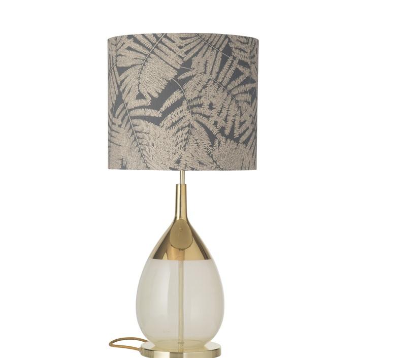 Fern leaves wild susanne nielsen abat jour lampe shade  ebb and flow sh101024  design signed nedgis 73133 product