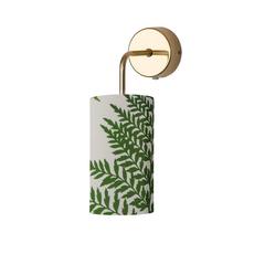 Fern leaves wild susanne nielsen abat jour lampe shade  ebb flow sh101016 b  design signed nedgis 92327 thumb