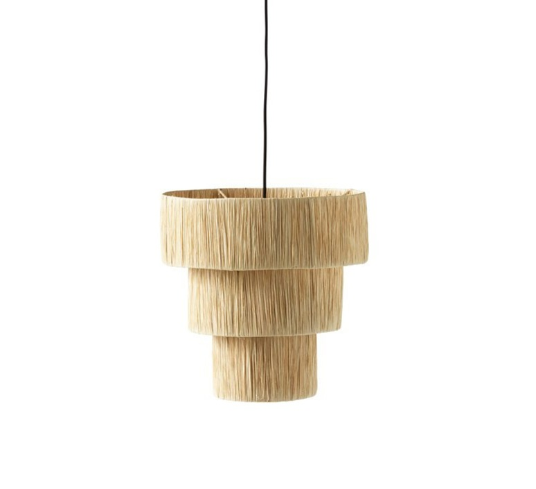Fringes m studio tine k home  suspension pendant light  tine k home lampfrill m na  design signed 74868 product