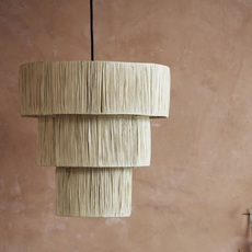 Fringes m studio tine k home  suspension pendant light  tine k home lampfrill m na  design signed 74872 thumb