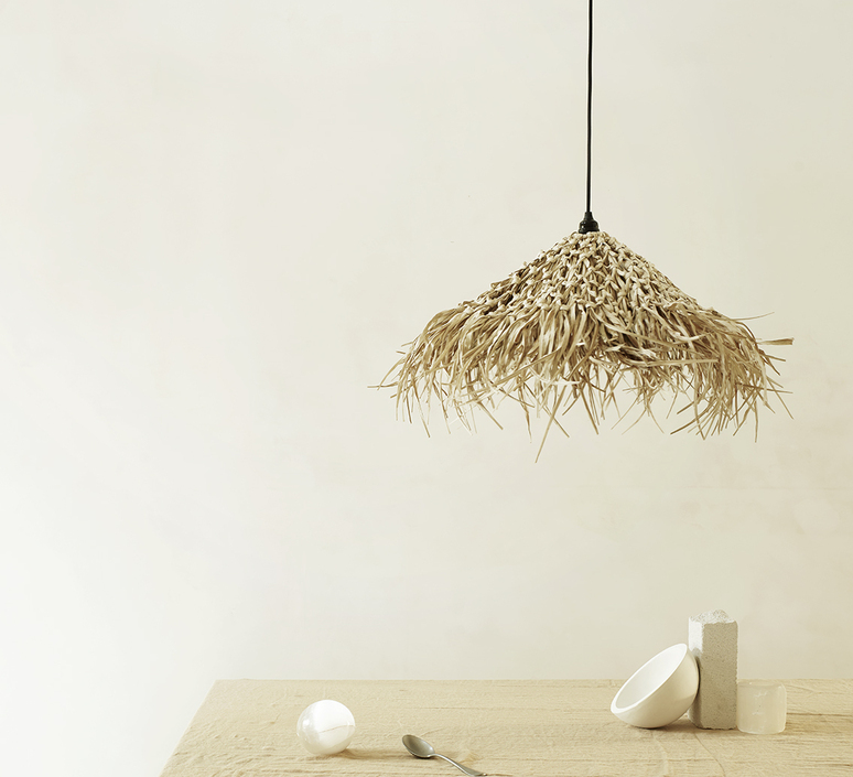 Hangstraw studio tine k home abat jour lampe shade  tine k home hangstraw  design signed nedgis 93133 product
